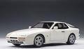 Porsche 944 Turbo Wit White 1/18