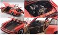 Porsche 911   Carrera 1988  Rood  Red 1/18