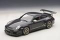 Porsche 911 997 GT3 RS 3,8 Grijs  Grey 1/18