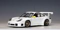 Porsche 911 GT3 Wit White upgraded version 1/18