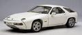 Porsche 928  Wit White 1/18