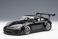 Porsche 911 997 GT3 R2010 Zwart  Black 1/18