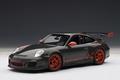 Porsche 911 997 GT3 3,8 Grijs  Grey 1/18