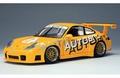 Porsche 911 996 GT3 CUP  Geel  Yellow Autoart edition 1/18