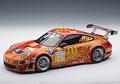 Porsche 911 997 GT3 RSR FIA GT Le mans 2009 # 75 1/18