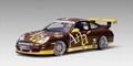 Porsche 911 GT3R Asian Carrera CUP 2004 Bruin Brown 1/18