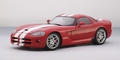 Dodge Viper SRT-10 Coupe 2006 Rood Red  1/18