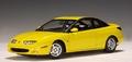 Saturn 3 doors coupe Geel Yellow 1/18