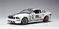 Ford Mustang FR 500 C Grand AM CUP gs 2005  # 5 1/18