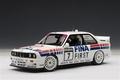 BMW E30 M3 DTM 1992 Fina C,Cecotto # 7 1/18