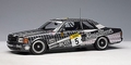 Mercedes benz 500 SEC AMG 24hrs Spa Franchorchamps 1989 # 5 1/18