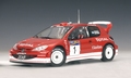 Peugeot 206 WRC 2003  Winner of Rally Argentina # 1 Total 1/18