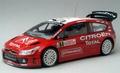 Citroen C4 WRC 2008 Winner of Rally Monte Carlo # 1 Total 1/18