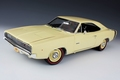 Dodge Charger R/T 1968 Licht geel    Light yellow 1/18