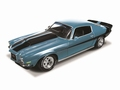 Chevrolet Camaro Baldwin Motion 1971 Blauw Blue 1/18