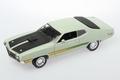 Ford Torino Cobra 1971 Licht Groen  Light Green  1/18