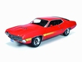 Ford Torino GT 1970  Rood  Red 1/18