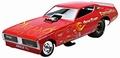 Dodge Charger 1971 NHRA Funny car Rambunctious 1/18