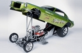 Chevrolet Camaro 1971  Funny car Fighting Irish 1/18