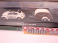 VW Volkswagen Kever Beetle Herbie # 53 Wit White 1/43
