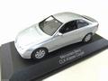 Mercedes CLK Klasse Coupe Zilver Silver 1/43