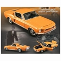 Ford Shelby Mustang GT500 KR 1968  Oranje Orange 1/18