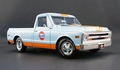 Chevrolet C10 1968 Pick Up Gulf 1/18