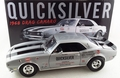 Chevrolet Camaro 1968 Drag Quicksilver  1/18