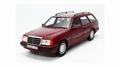 Mercedes Benz 300 TE S124 Rood Red 1/18