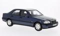 Mercede Benz C 220 W202 Blauw  Blue 1/18
