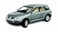 VW Volkswagen Touareg V10 TDI Zilver Silver 1/18