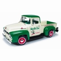 Ford F100 Pick up truck 1958 Mountain Dew  1/18