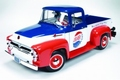 Ford F100 Pick up truck 1958 Pepsi cola 1/18