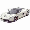 La Ferrari  Wit White 1/18