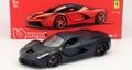 La Ferrari Zwart  Black 1/18