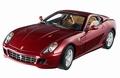 Ferrari 599 GTB Fiorano Rood  Red 1/18