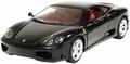 Ferrari 360 Modena Zwart  Bmack 1/18