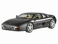 Ferrari F 355 Berlinetta Zwart Black 1/18