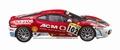 Ferrari F430 Modena Cars Racing # 102  2006 1/18