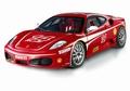 Ferrari F430 Challenge # 14  Pirelli Shell 1/18