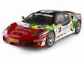Ferrari F430  Challenge # 28 Bruno Senna 1/18