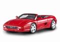 Ferrari F 355 Spider Rood Red Cabrio 1/18
