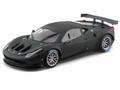 Ferrari 458 Italia GT2 Zwart Black 1/18