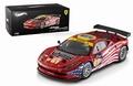 Ferrari 458 Italia GT2 Le Mans 2012 AF Corse # 61 1/18