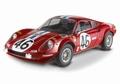 Ferrari Dino 246 GT Le Mans 1972 # 46 1/18