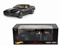 Pontiac Trans Am Zwart Black KITT Knight Rider 1982 1/18