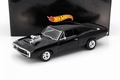 Dodge Charger 1970 Zwart Black 1/18