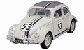 VW Volkswagen kever # 53 Herbie Goes to Monte Carlo 1/18