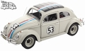 VW Volkswagen Kever #53 The Love Bug 1/18