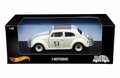 VW Volkswagen Kever Herbie # 53 The Love Bug 1/18